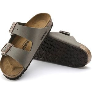 Birkenstock Arizona Sandals Stone